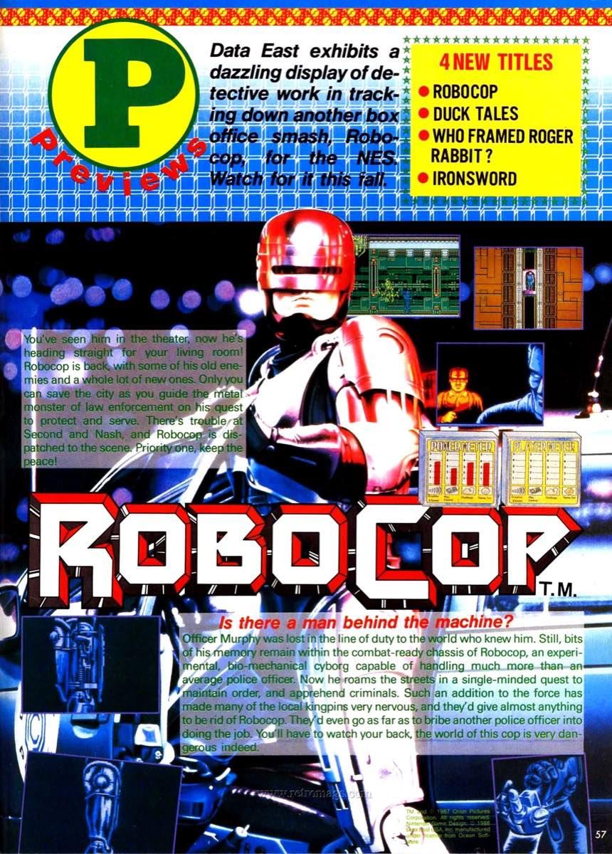 Nintendo Power | July August 1989 p57