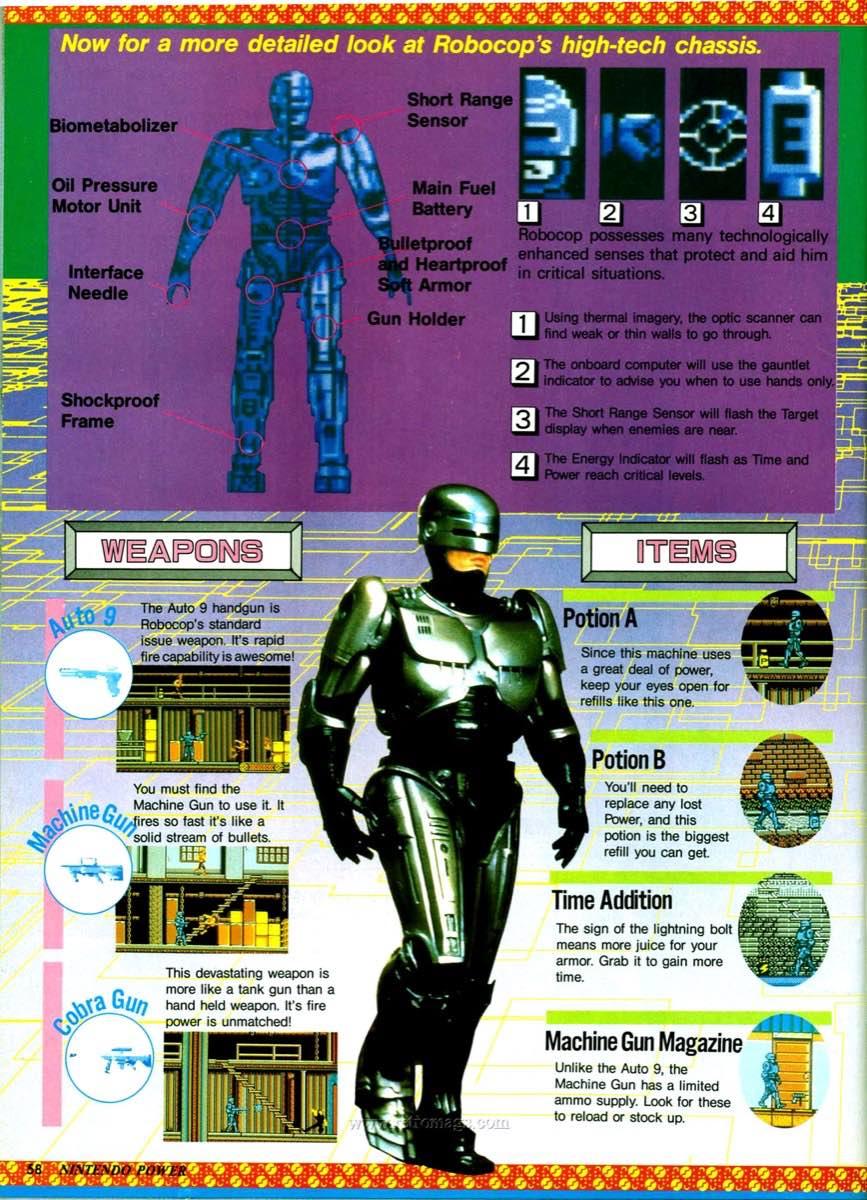 Nintendo Power | July August 1989 p58