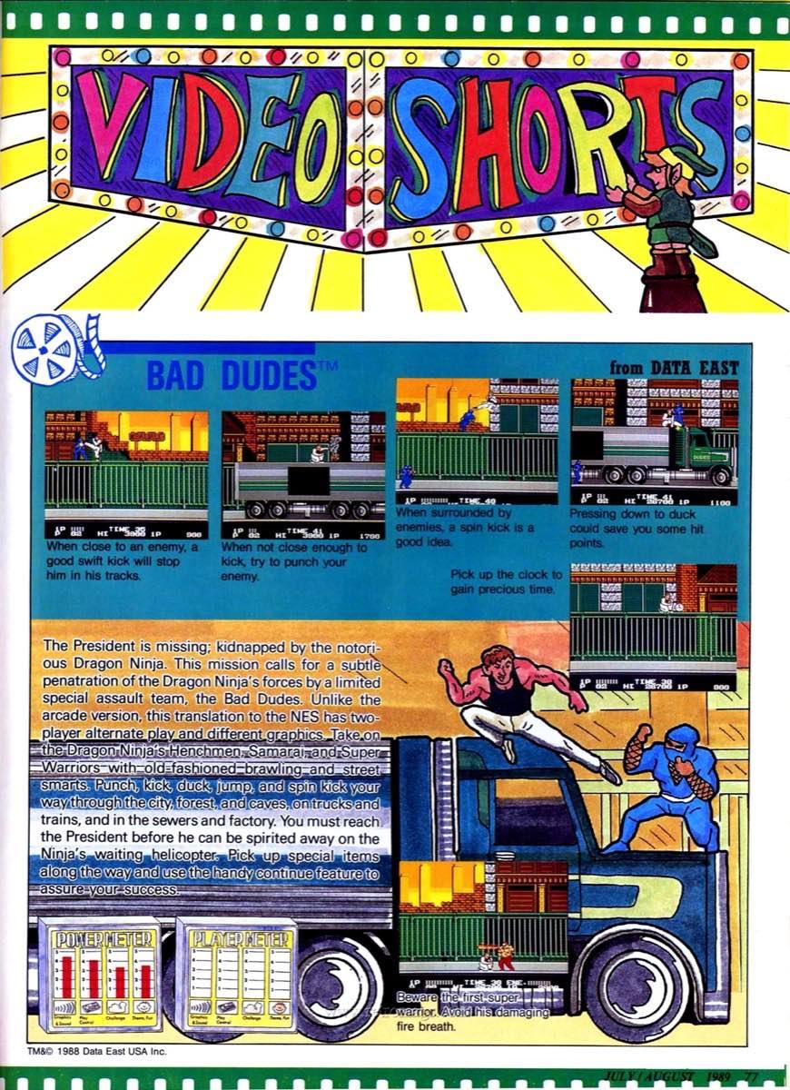 Nintendo Power   July August 1989 p77