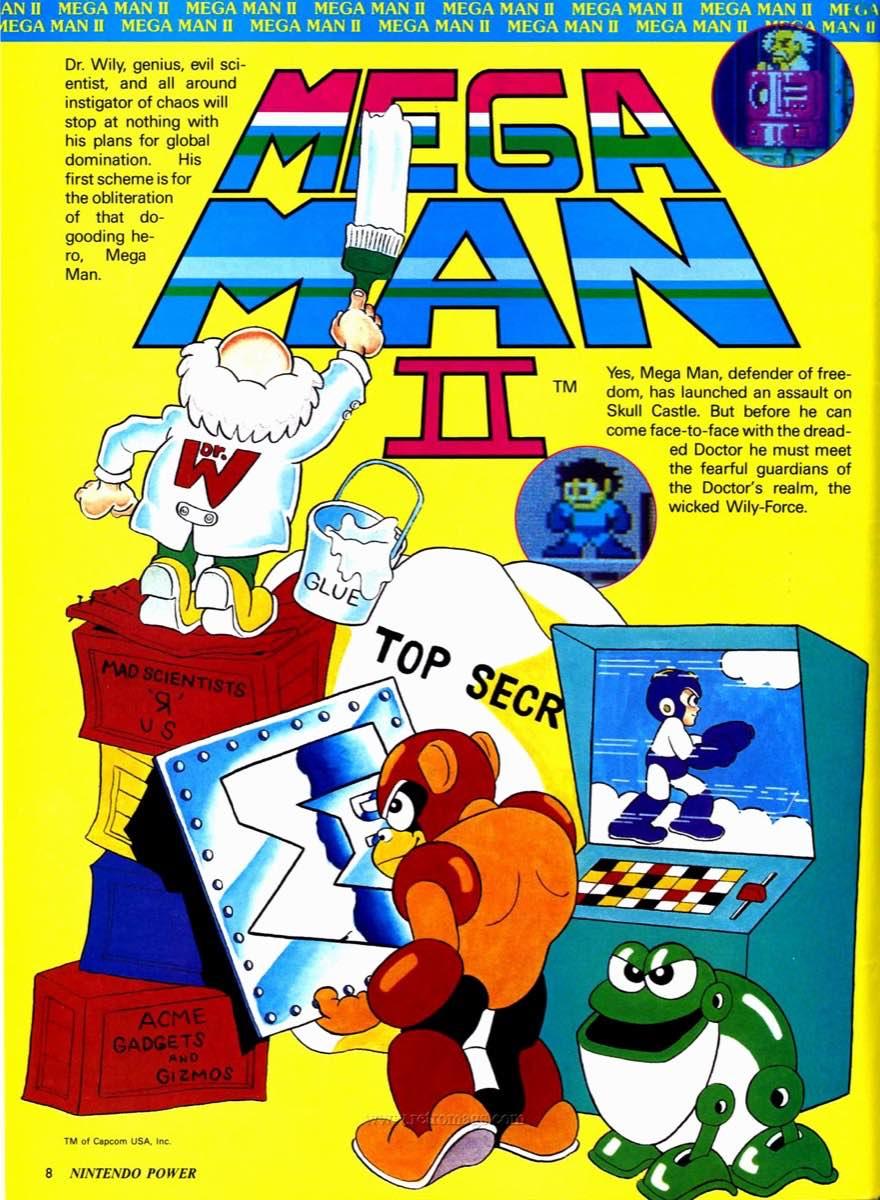 Nintendo Power | July August 1989 p8