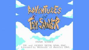 Adventures Of Tom Sawyer (NES) Game Hub