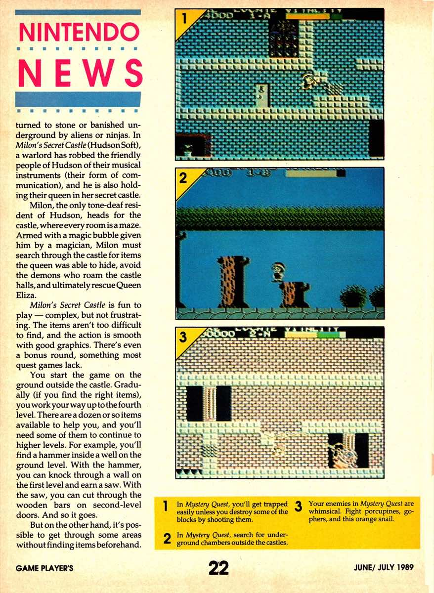 Game Players   June July 1989-22