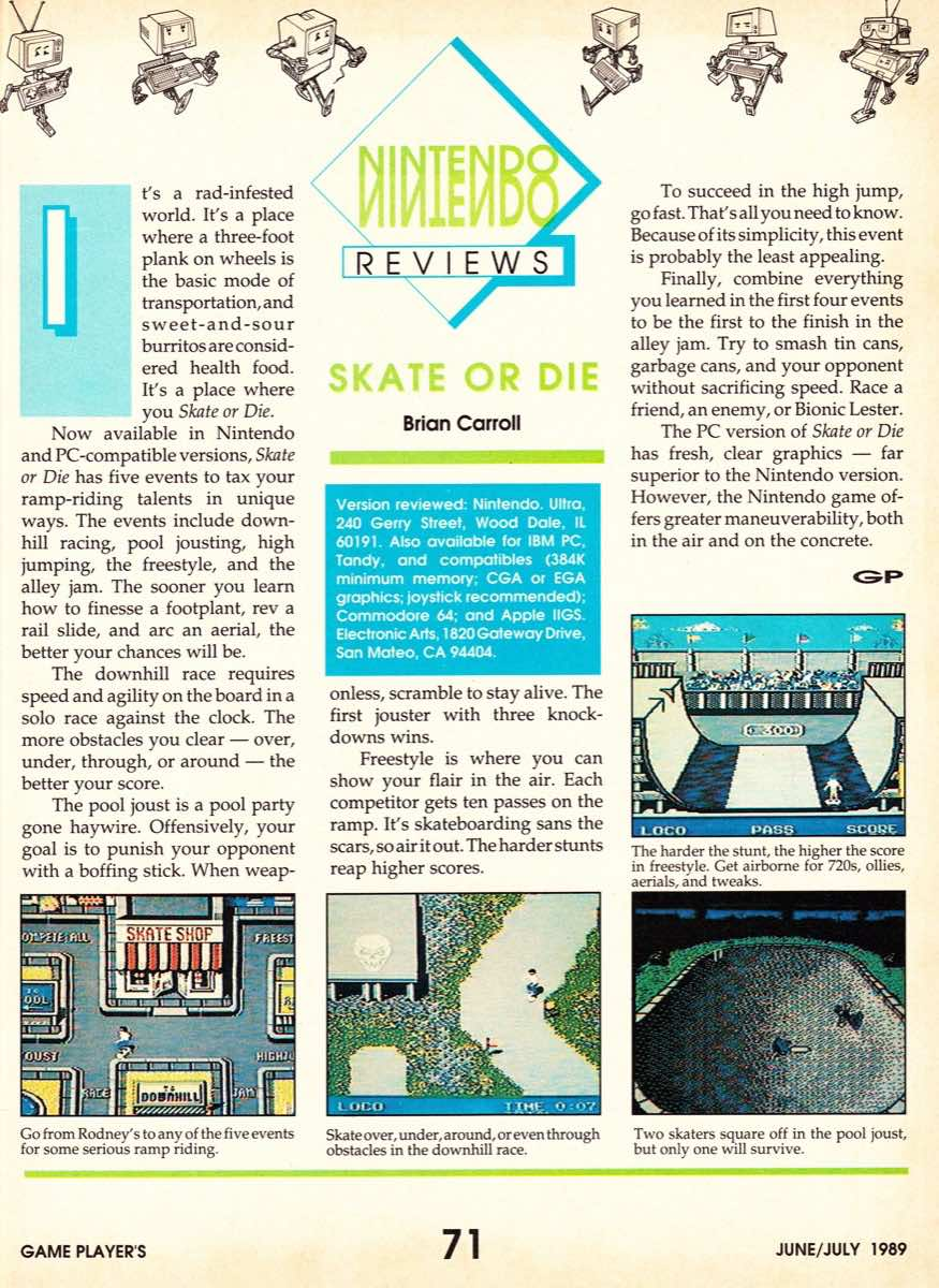 Game Players | June July 1989-71