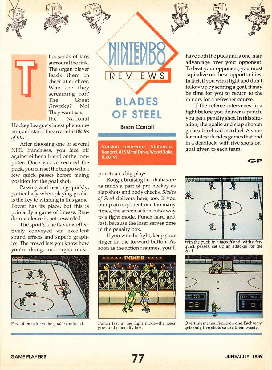 Game Players | June July 1989-77