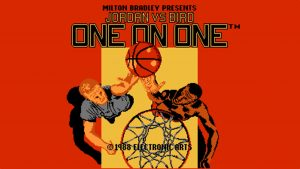 Jordan VS Bird: One-On-One