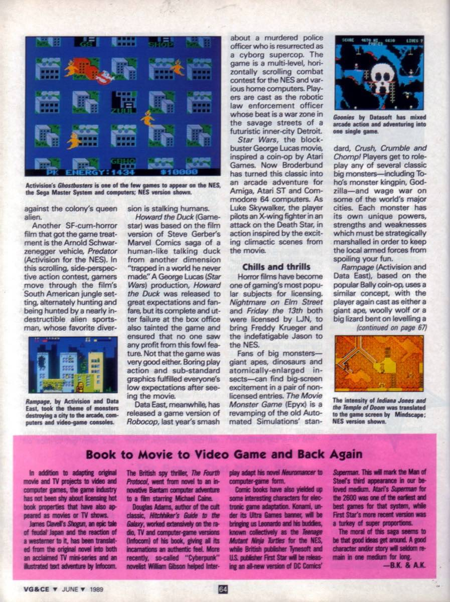 VGCE | June 1989-63