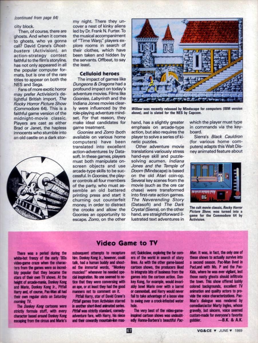 VGCE | June 1989-66