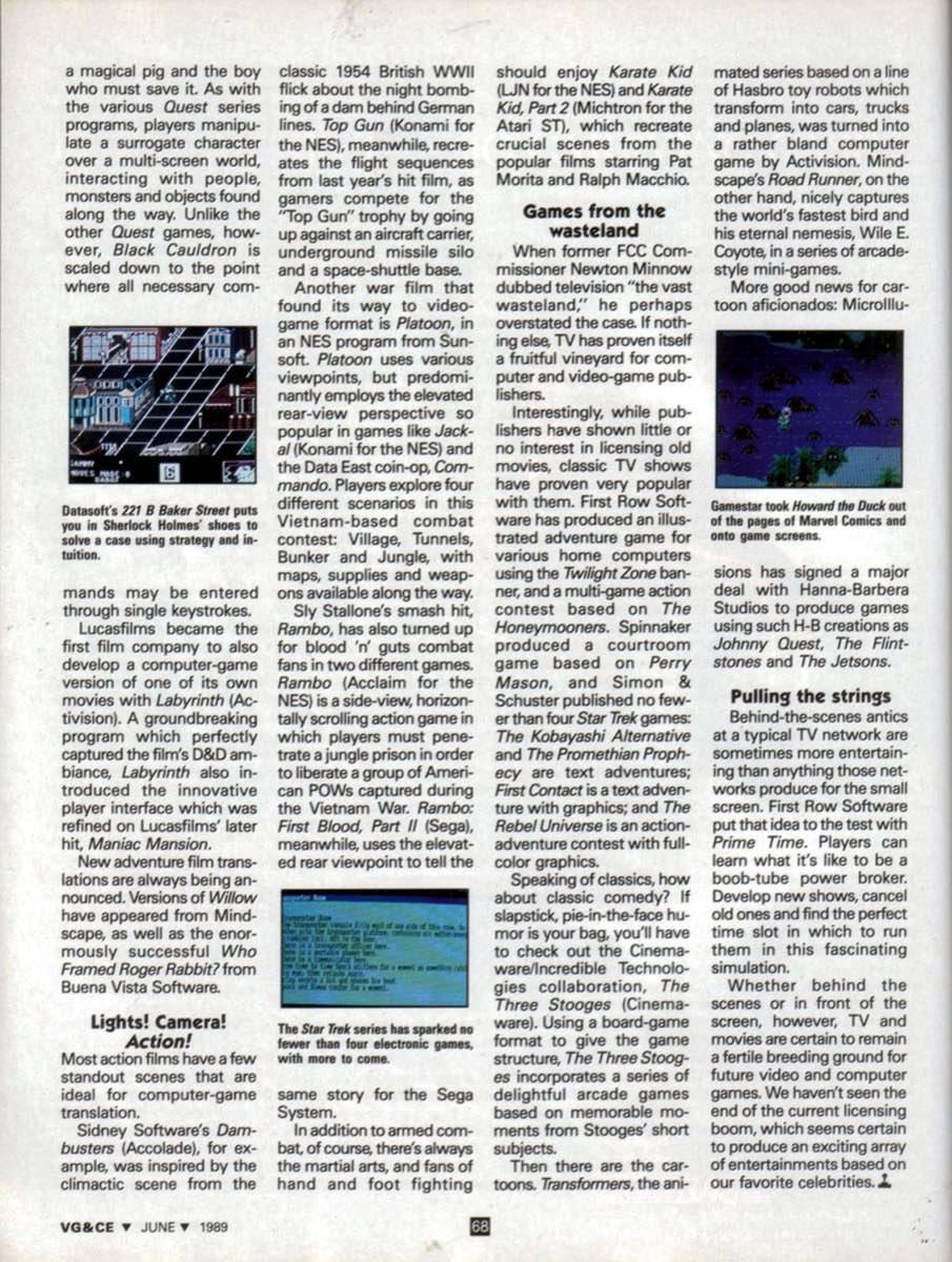 VGCE | June 1989-67