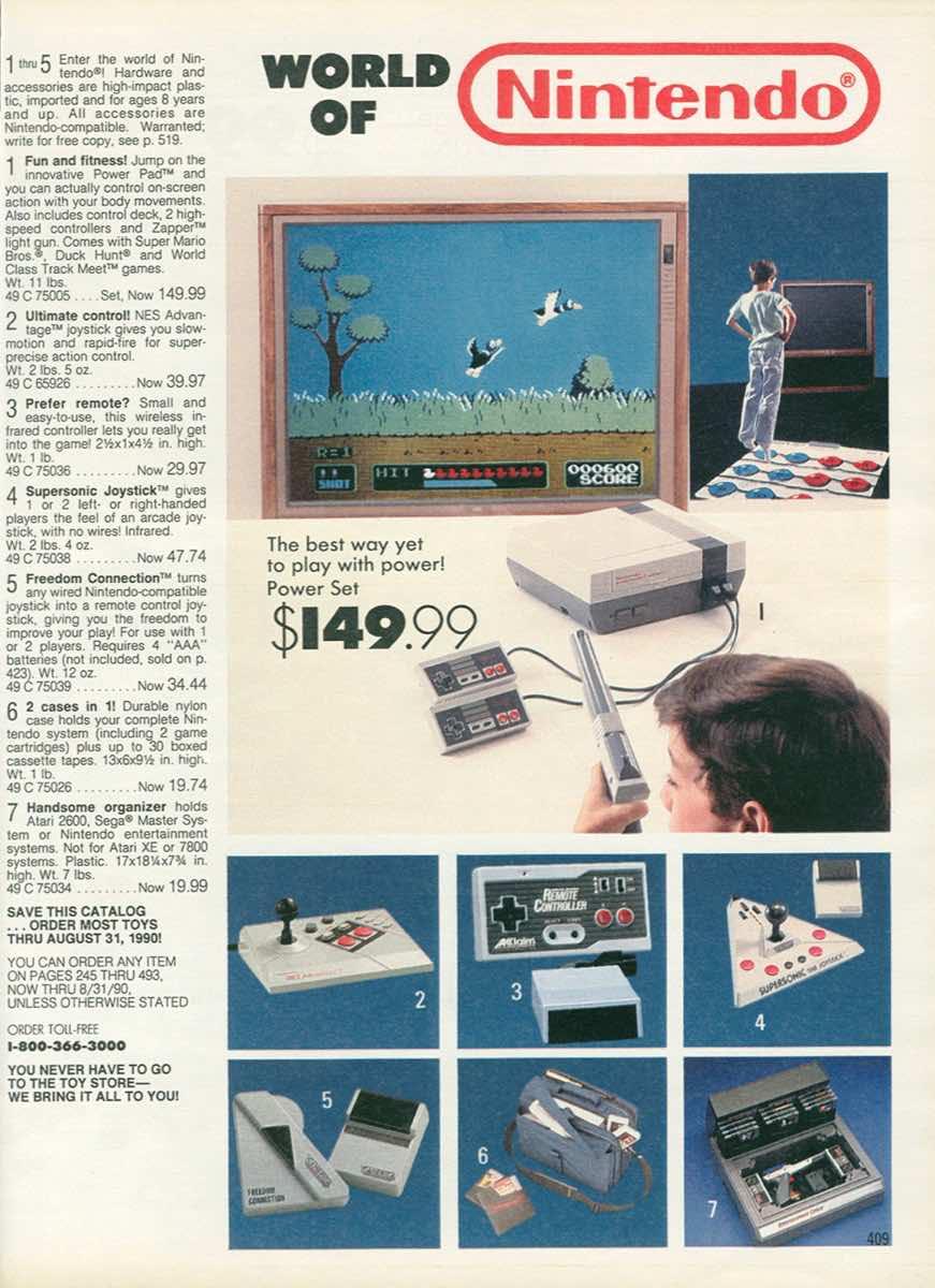 Sears Wishbook | Christmas 1989-p409