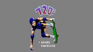 720° (NES) Game Hub