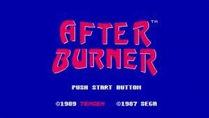 After Burner (NES) Game Hub