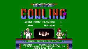 Championship Bowling (NES) Game Hub
