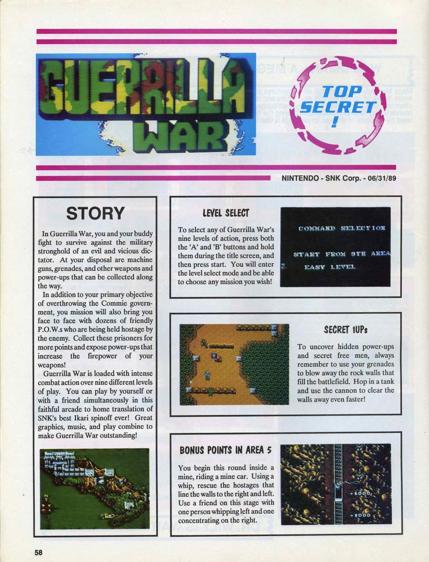 EGM | July 1989 pg-58