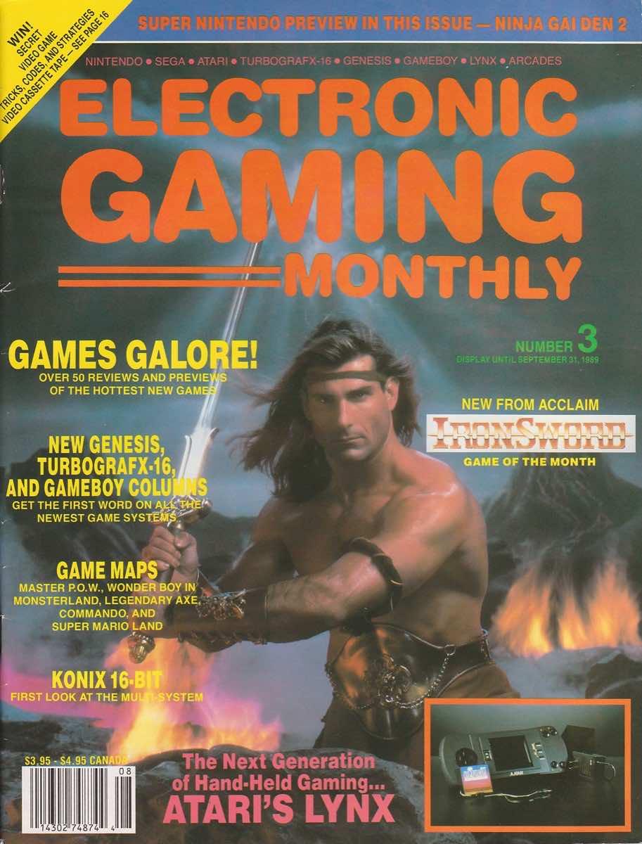 EGM | September 1989 pg-1