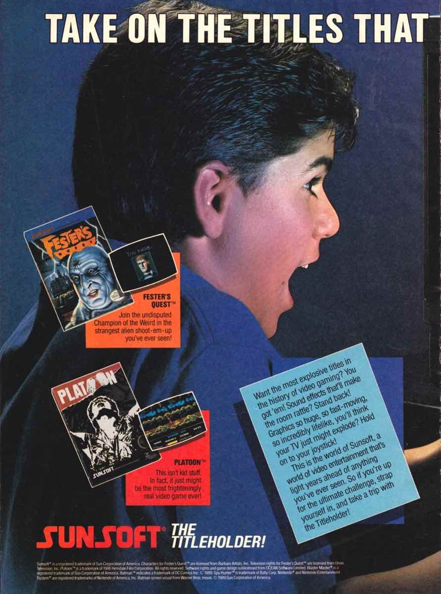 Game Players Buyers Guide To Nintendo Games | October 1989 pg-10