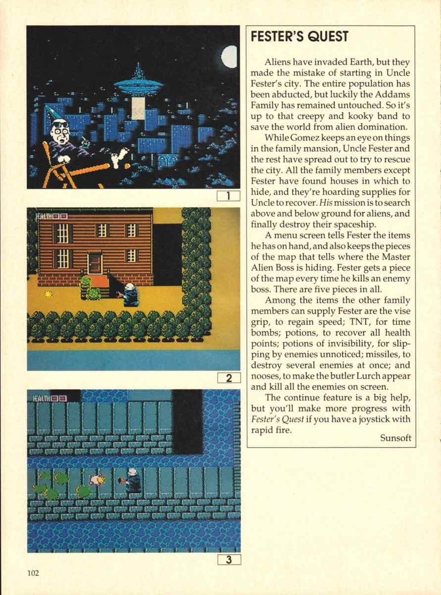 Game Players Buyers Guide To Nintendo Games   October 1989 pg-102