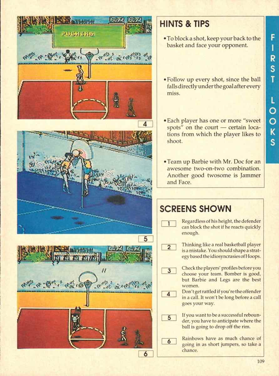 Game Players Buyers Guide To Nintendo Games   October 1989 pg-109