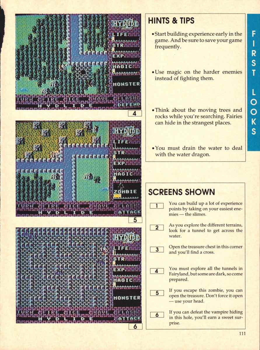 Game Players Buyers Guide To Nintendo Games   October 1989 pg-111