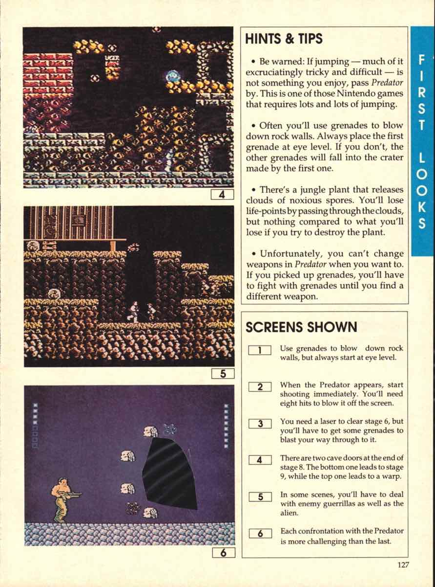 Game Players Buyers Guide To Nintendo Games   October 1989 pg-127