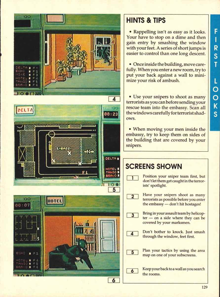 Game Players Buyers Guide To Nintendo Games   October 1989 pg-129