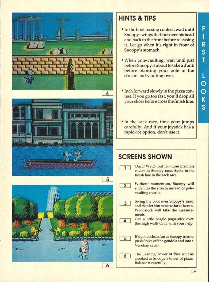 Game Players Buyers Guide To Nintendo Games   October 1989 pg-137