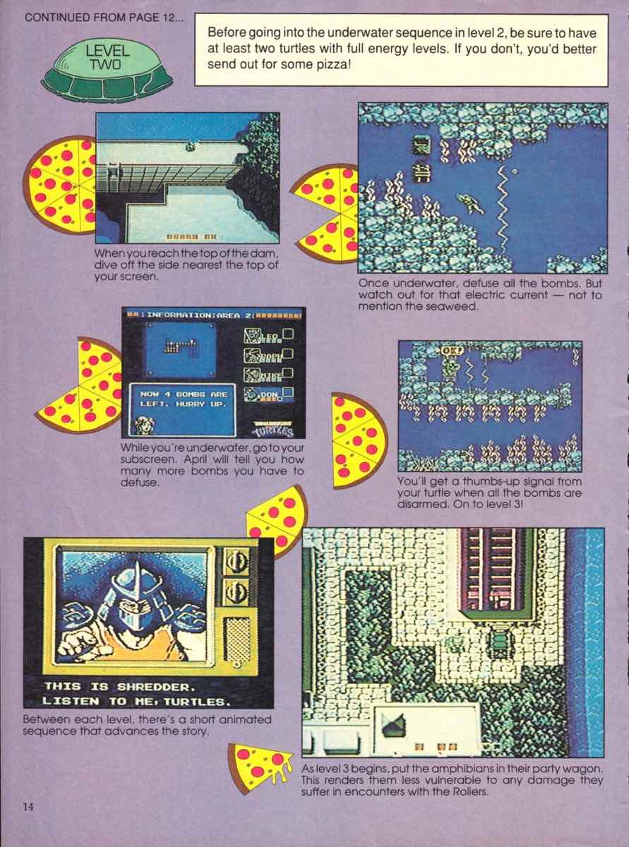 Game Players Buyers Guide To Nintendo Games | October 1989 pg-14