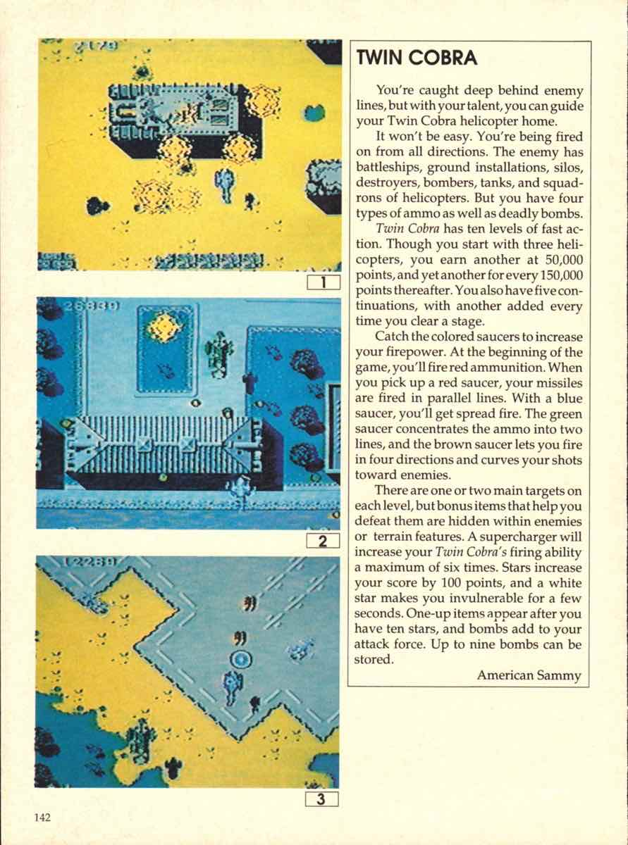 Game Players Buyers Guide To Nintendo Games   October 1989 pg-142