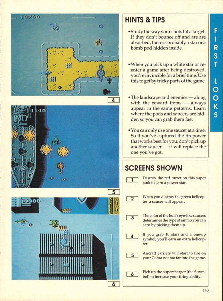 Game Players Buyers Guide To Nintendo Games   October 1989 pg-143