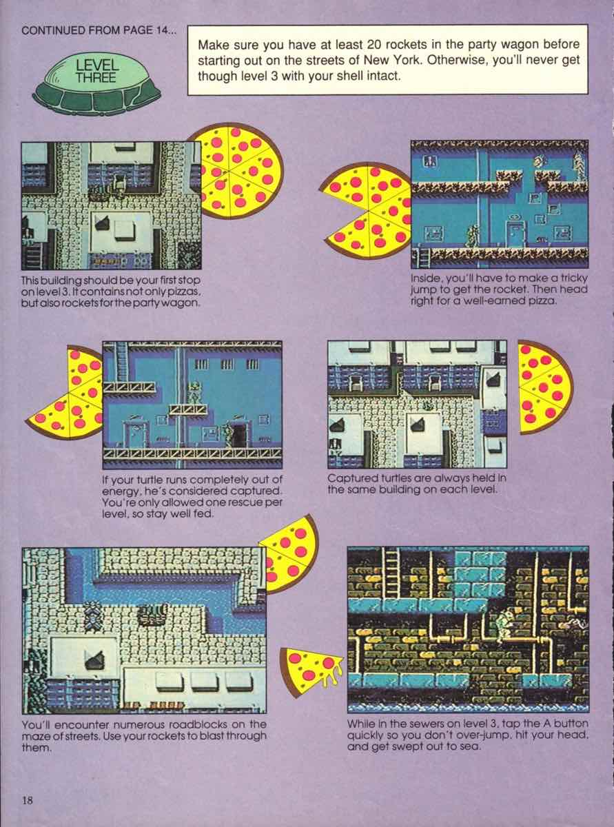 Game Players Buyers Guide To Nintendo Games | October 1989 pg-18