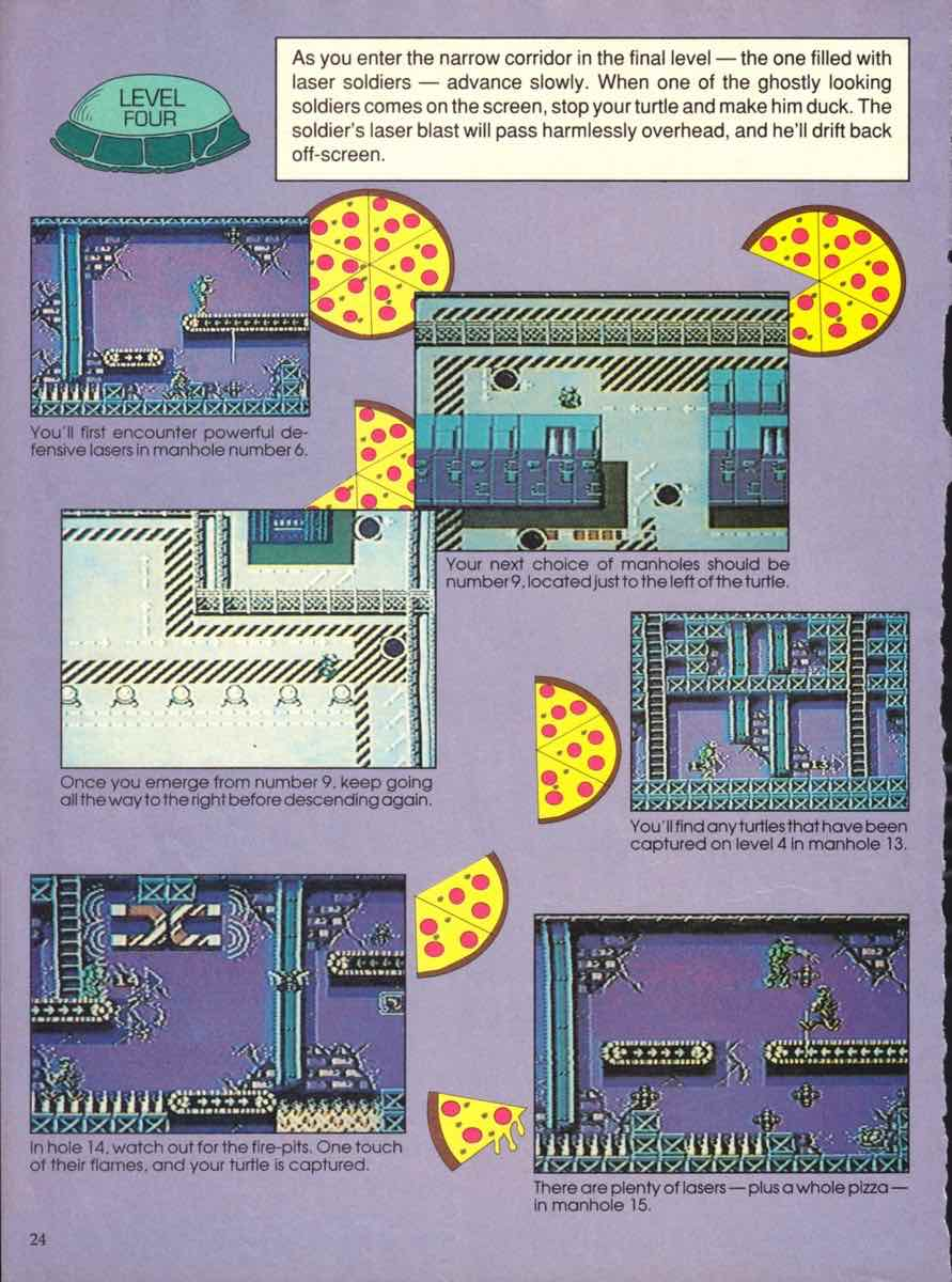 Game Players Buyers Guide To Nintendo Games | October 1989 pg-22