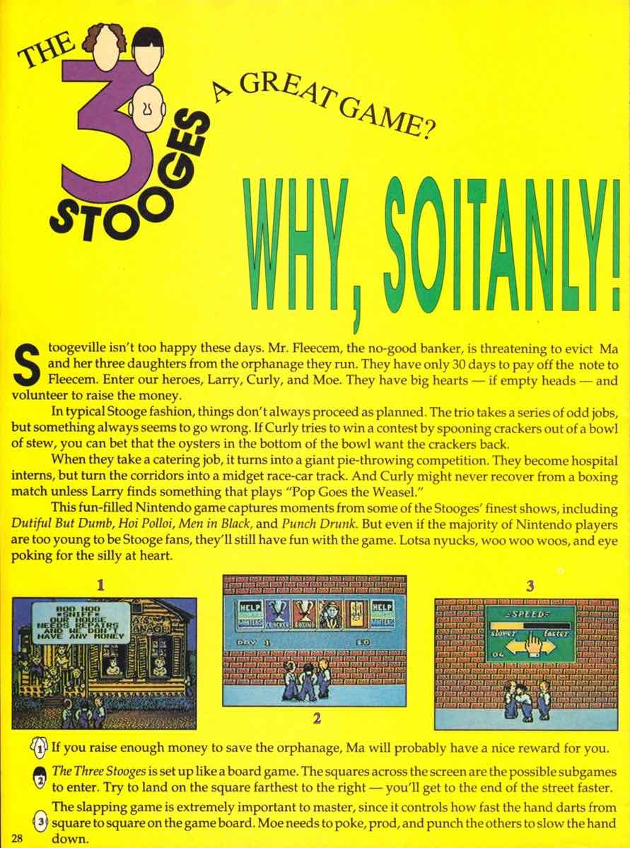 Game Players Buyers Guide To Nintendo Games   October 1989 pg-26