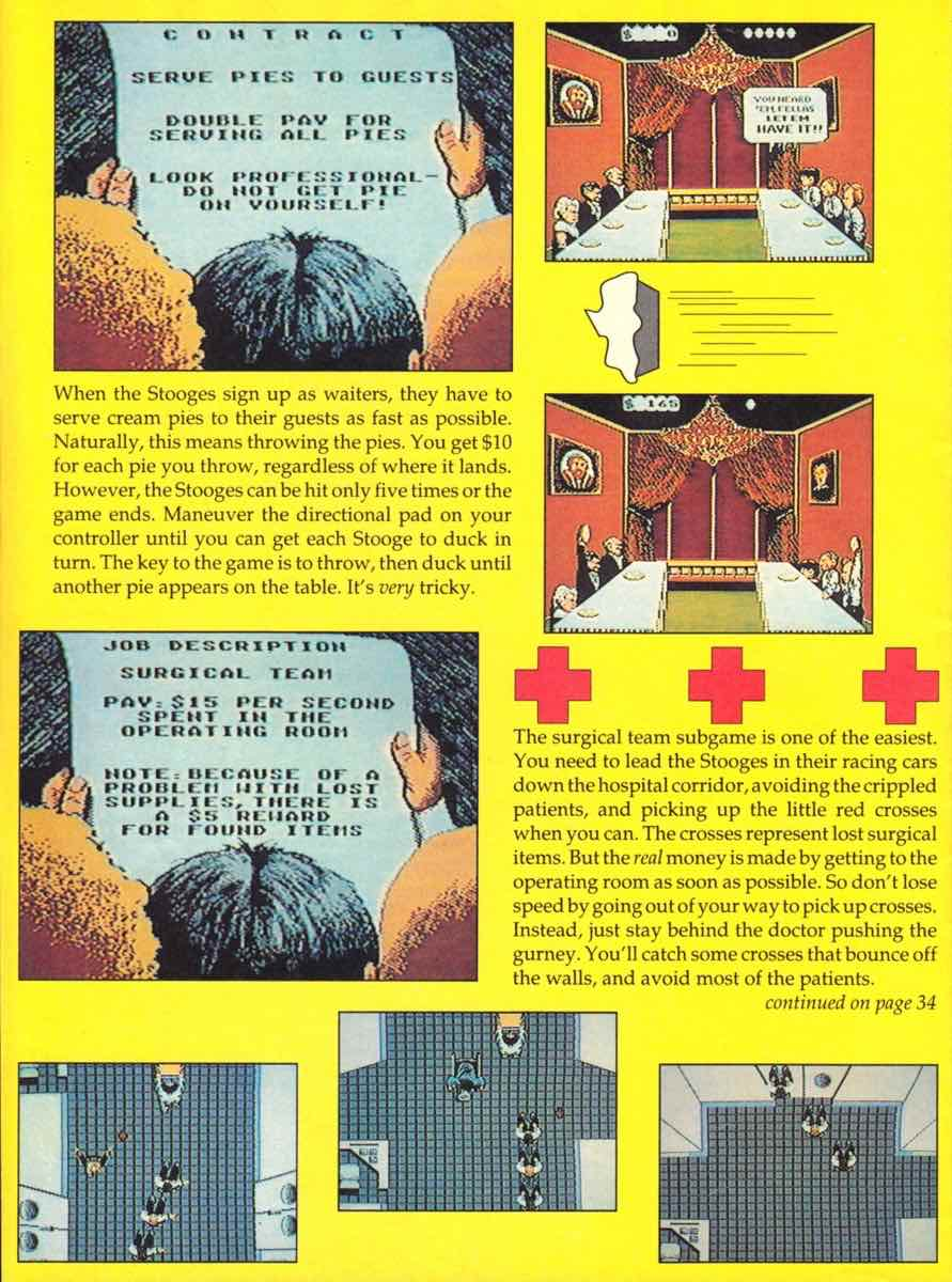 Game Players Buyers Guide To Nintendo Games   October 1989 pg-28