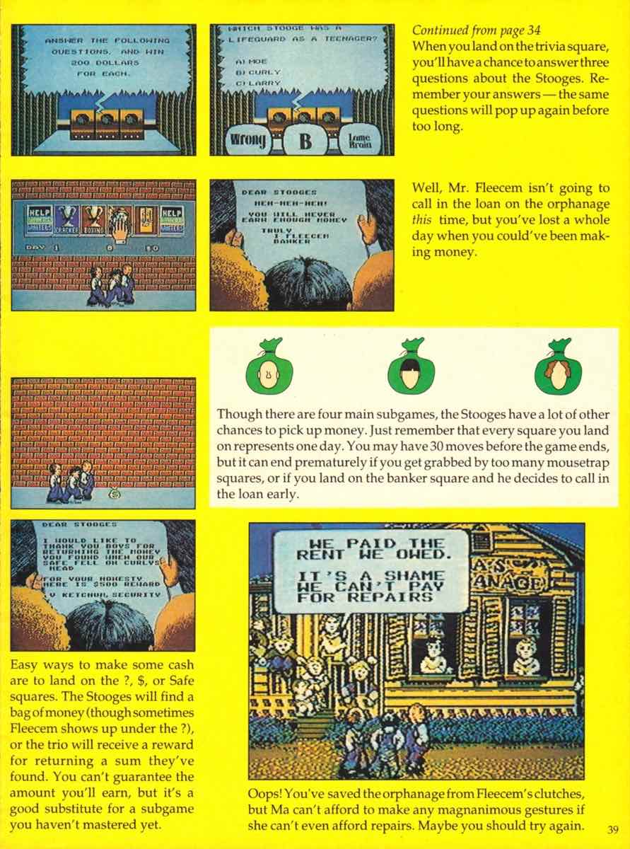 Game Players Buyers Guide To Nintendo Games   October 1989 pg-37