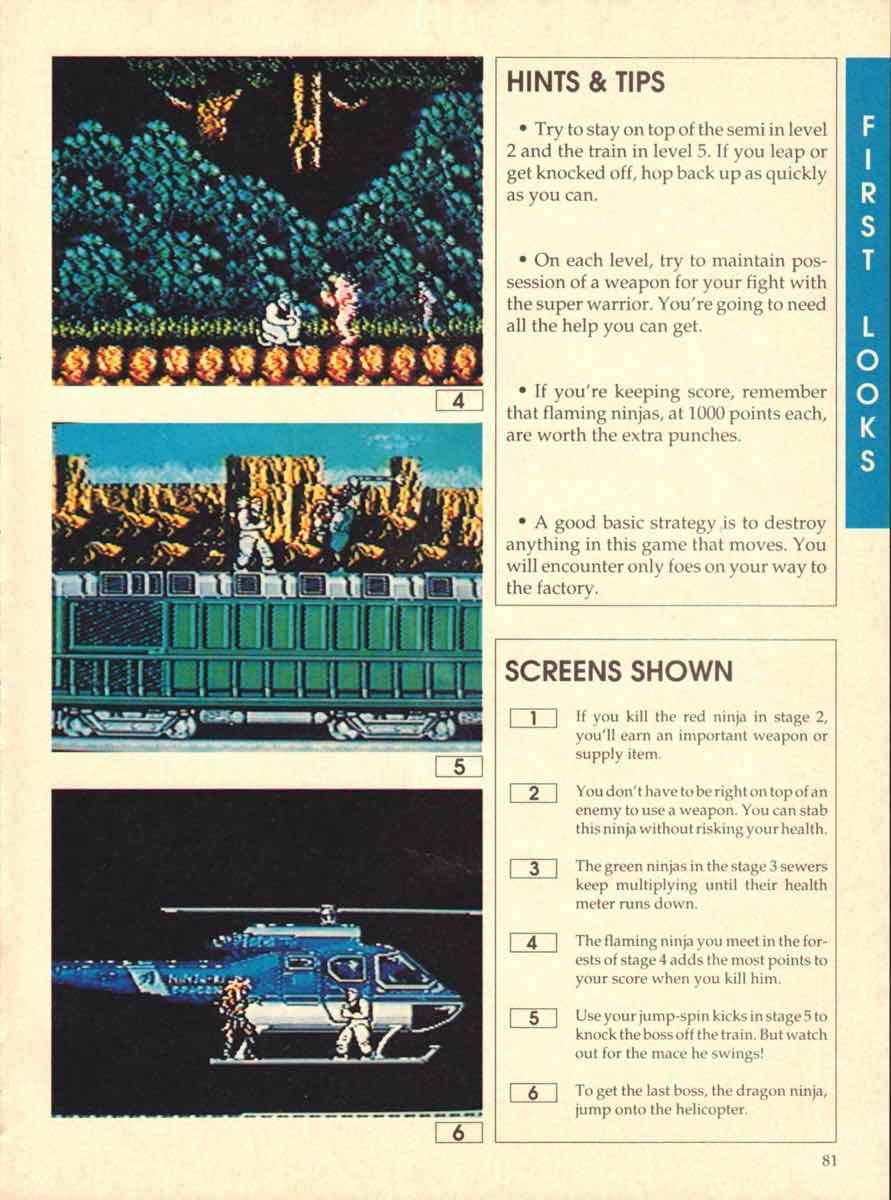 Game Players Buyers Guide To Nintendo Games   October 1989 pg-79