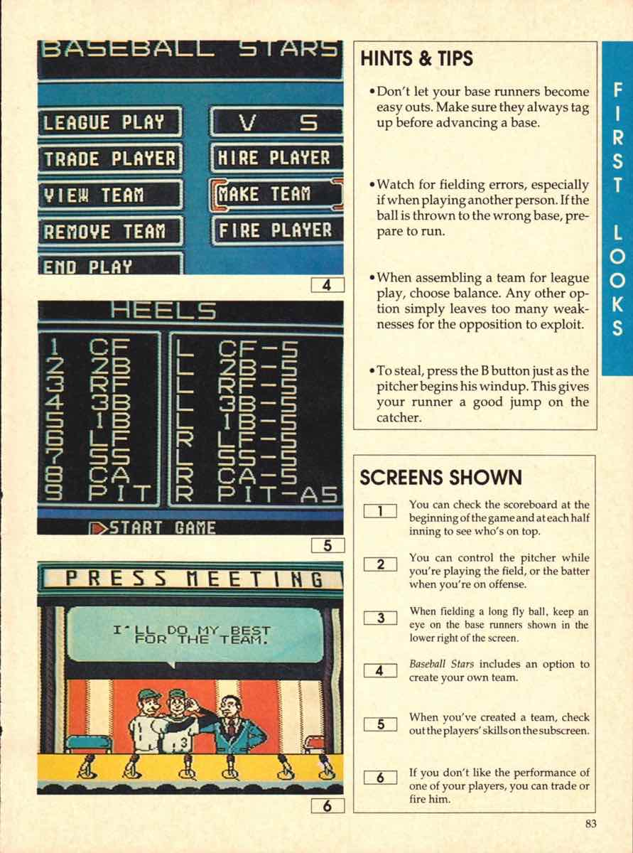 Game Players Buyers Guide To Nintendo Games | October 1989 pg-81