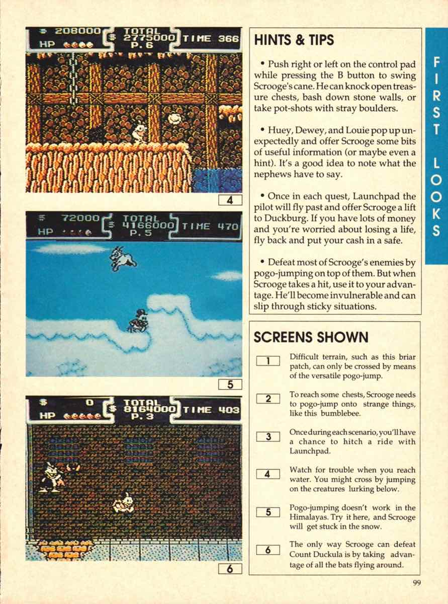 Game Players Buyers Guide To Nintendo Games | October 1989 pg-97