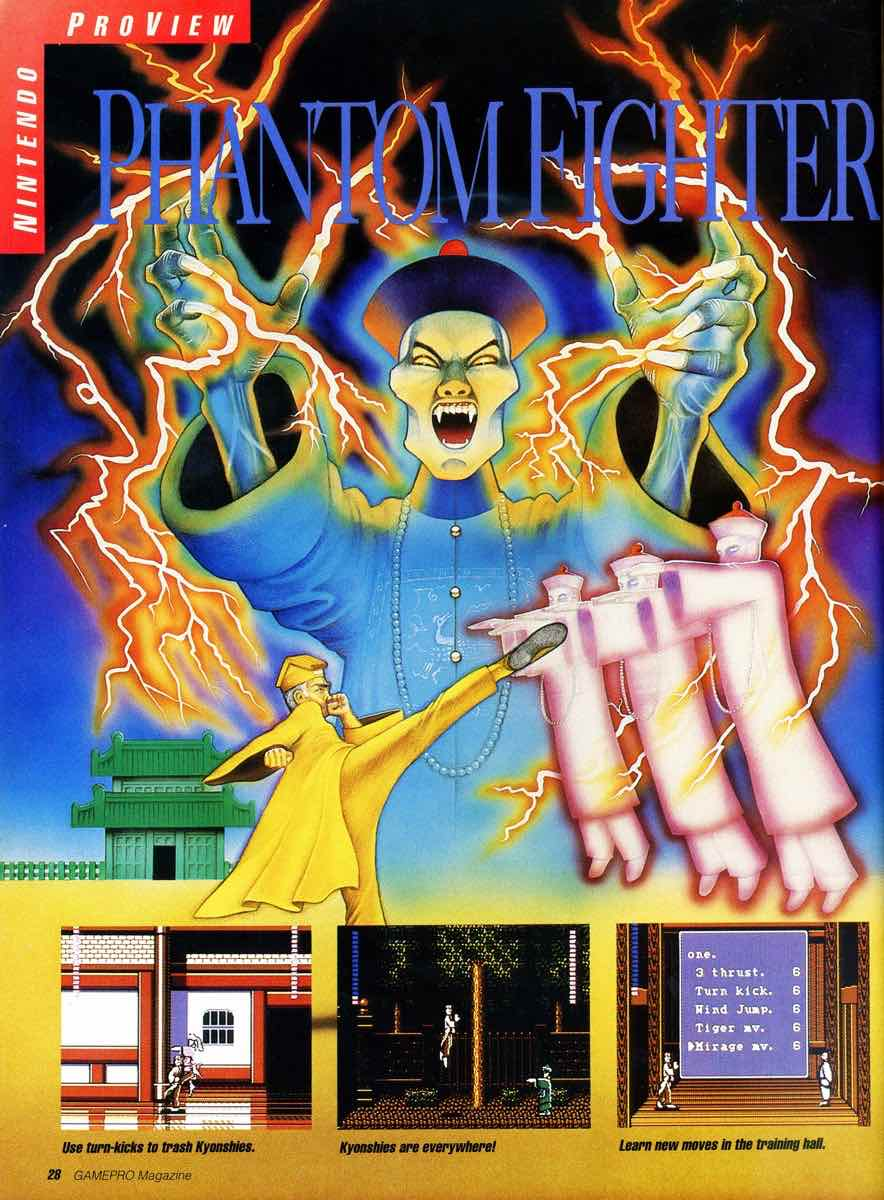 GamePro Issue 003 Setpember-October 1989 page 28