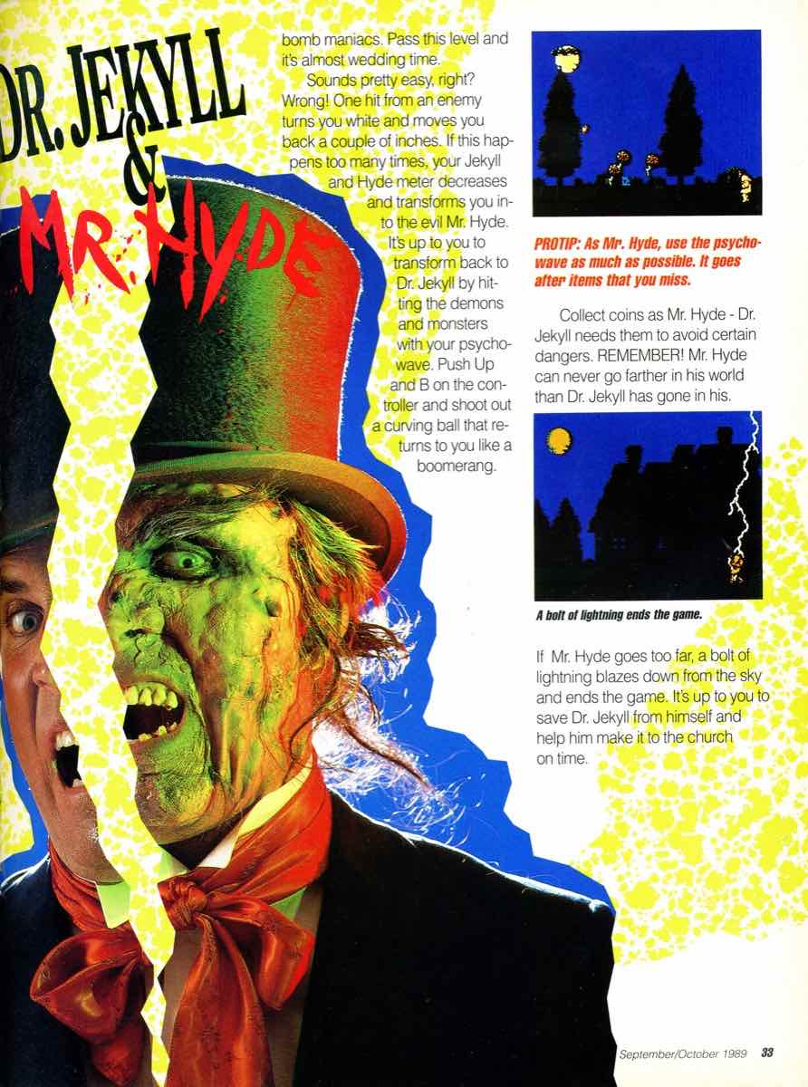 GamePro Issue 003 Setpember-October 1989 page 33