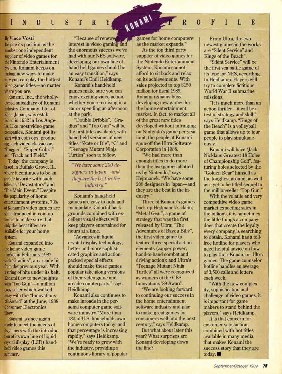 GamePro Issue 003 Setpember-October 1989 page 75