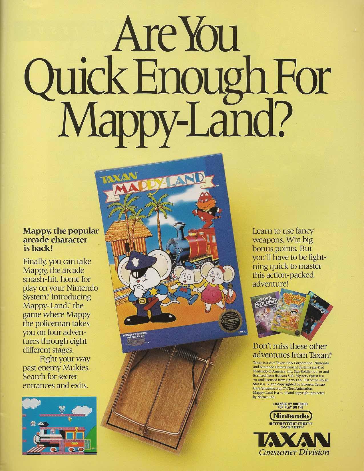 GamePro | July 1989 pg-3