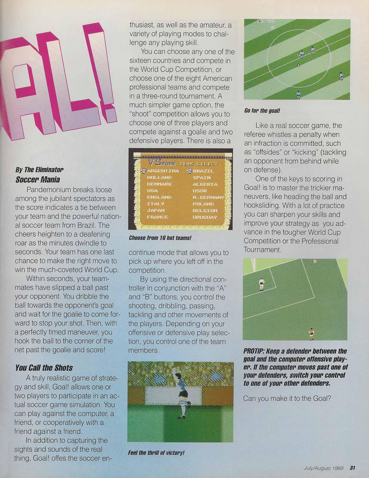 GamePro   July 1989 pg-31