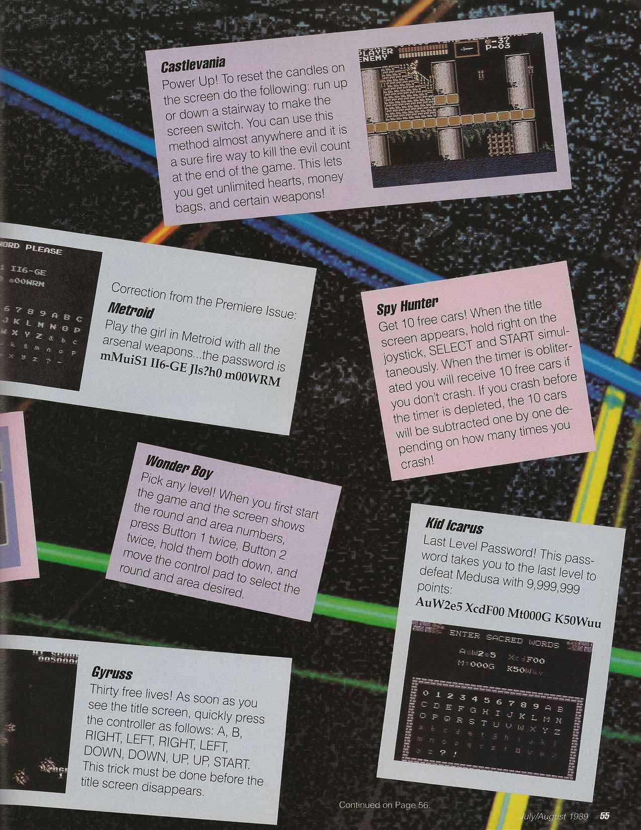 GamePro | July 1989 pg-55