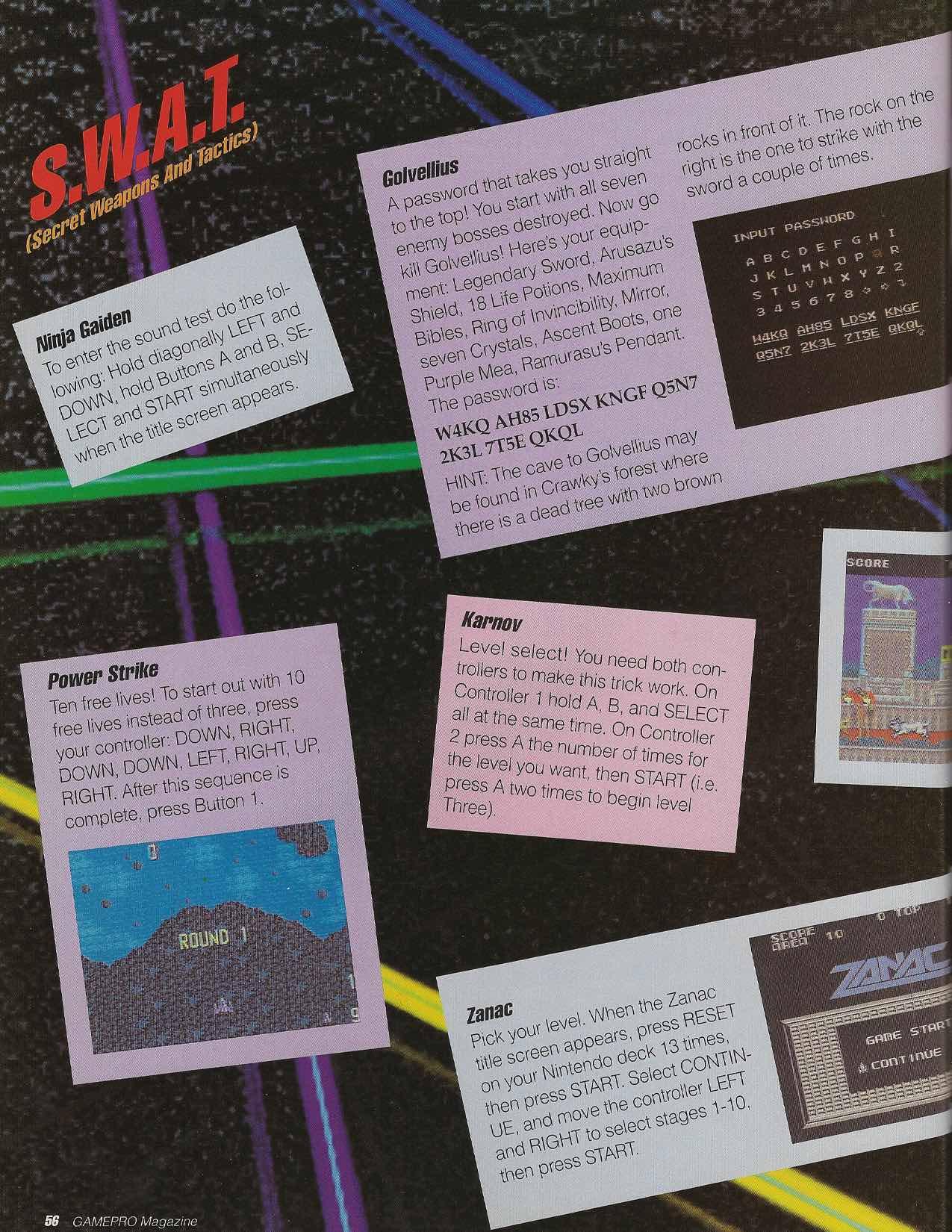 GamePro | July 1989 pg-56