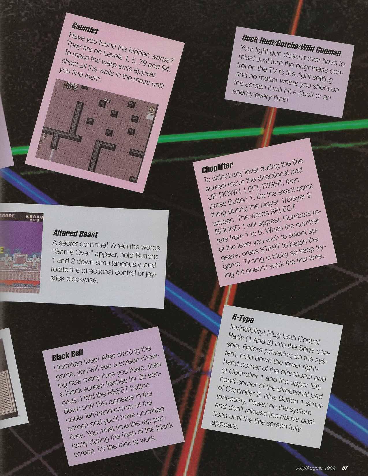 GamePro | July 1989 pg-57