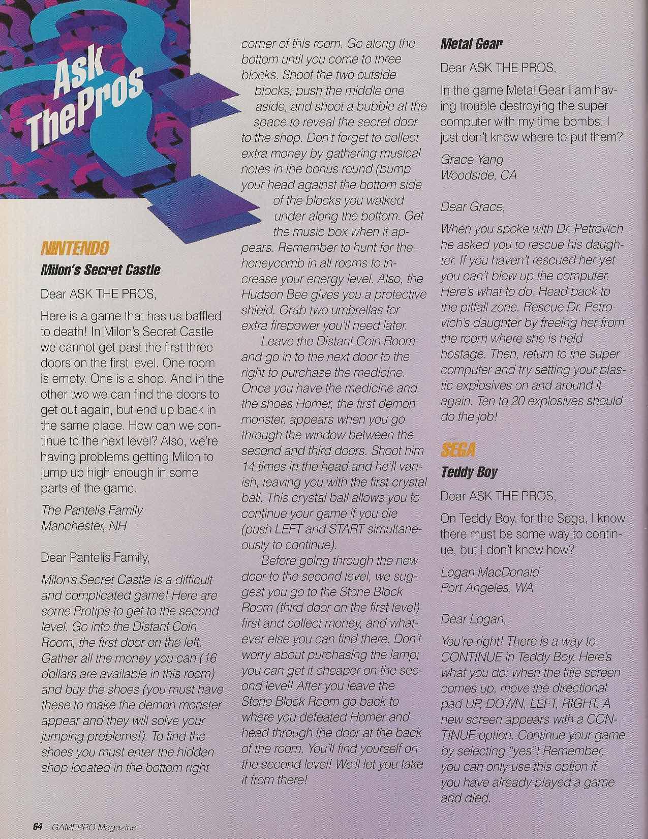GamePro | July 1989 pg-64