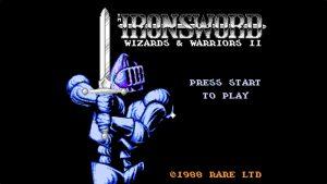 IronSword: Wizards & Warriors II (NES) Game Hub