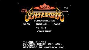 Magic Of Scheherazade (NES) Game Hub