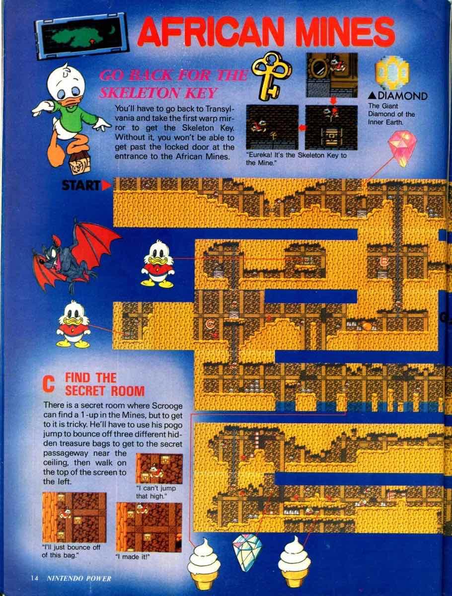 Nintendo Power | September October 1989 pg-14