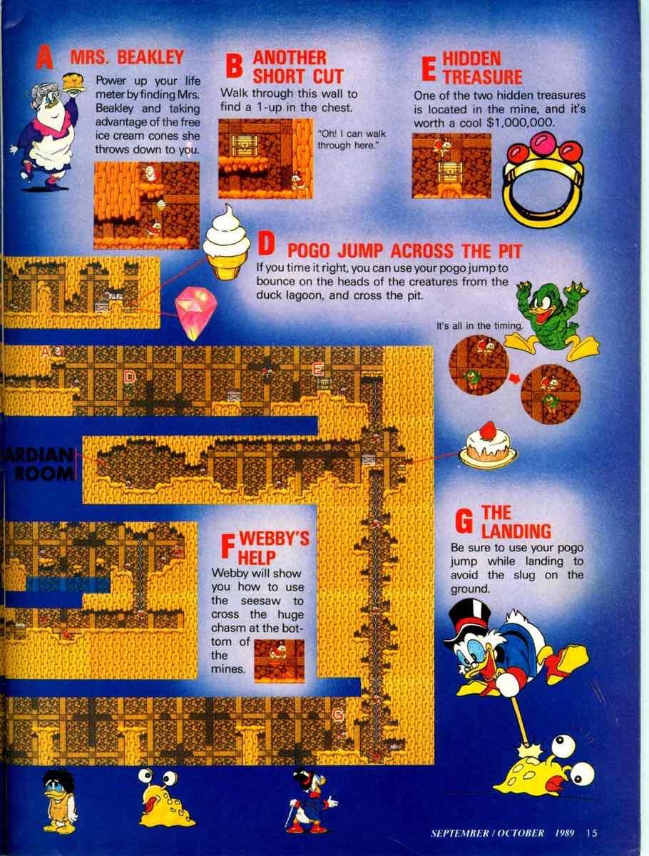 Nintendo Power | September October 1989 pg-15