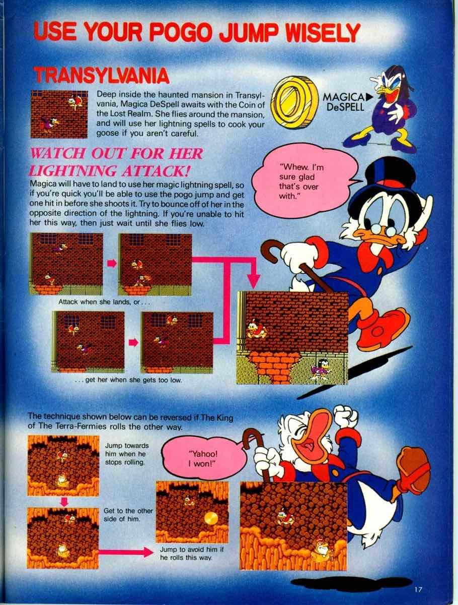 Nintendo Power | September October 1989 pg-17